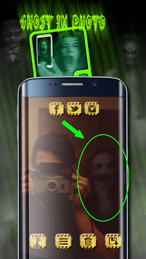 無料摄影Appの亡霊写真効果|記事Game