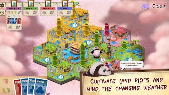 Takenoko: the Board Game – Puzzle & Strategy 1