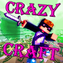 Crazy Craft MCPE icon