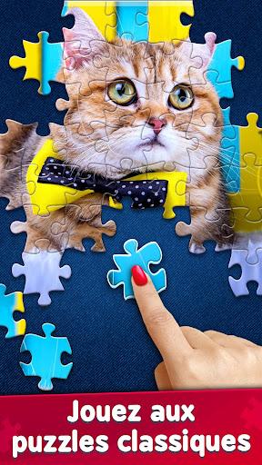 Jeux de puzzle gratuits (Jigsaw Puzzles Clash)  screenshots 1