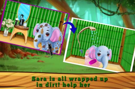 Jungle Animal Hair Salon - Wildlife Animal Party hack tool