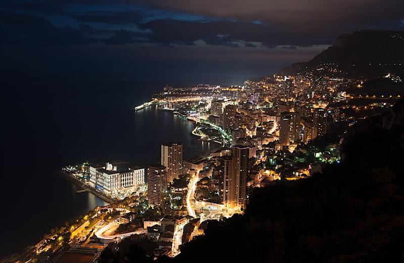 Montecarlo By Night di Giancarlo Lava