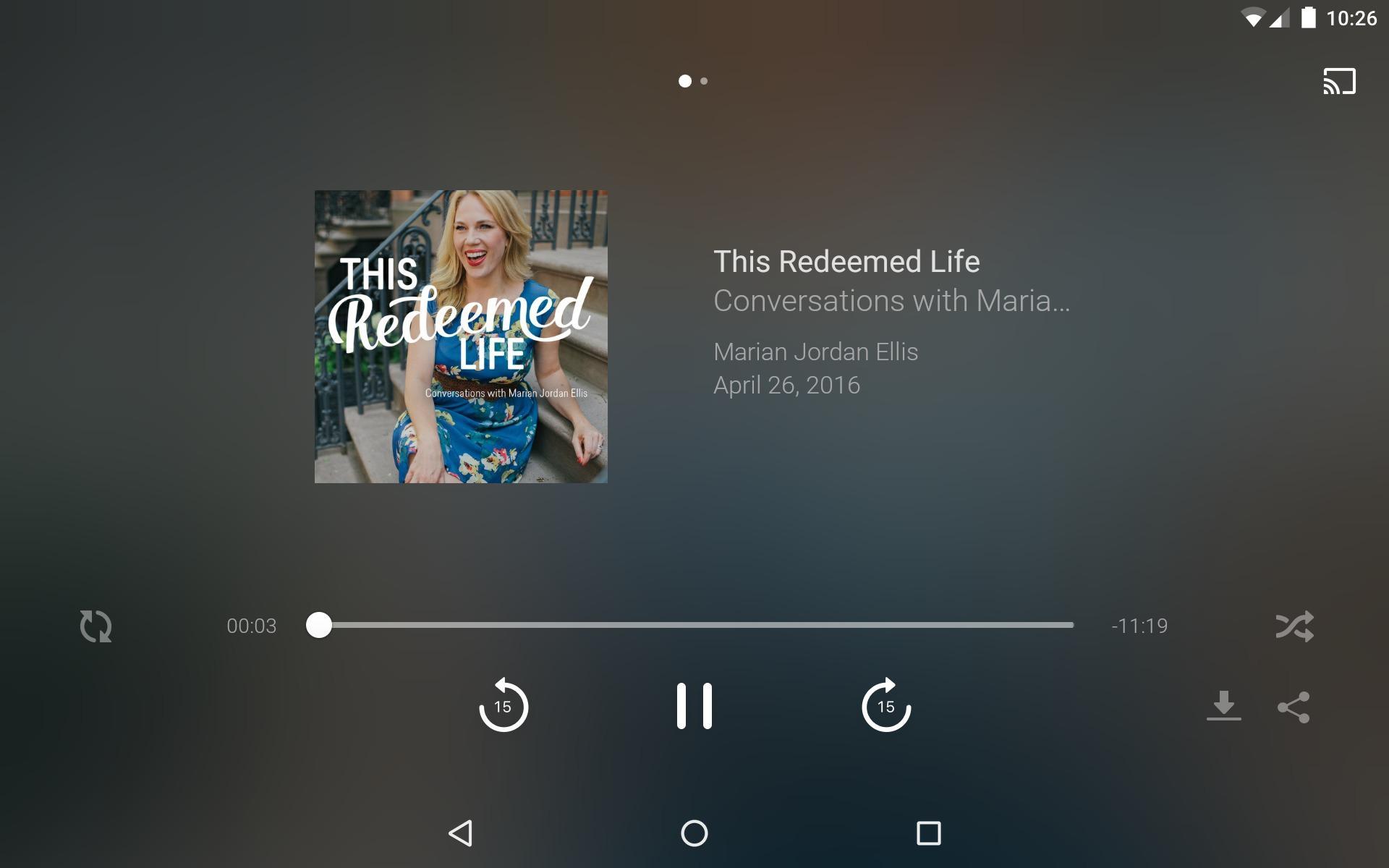 Redeemed Girl Ministries screenshot #9