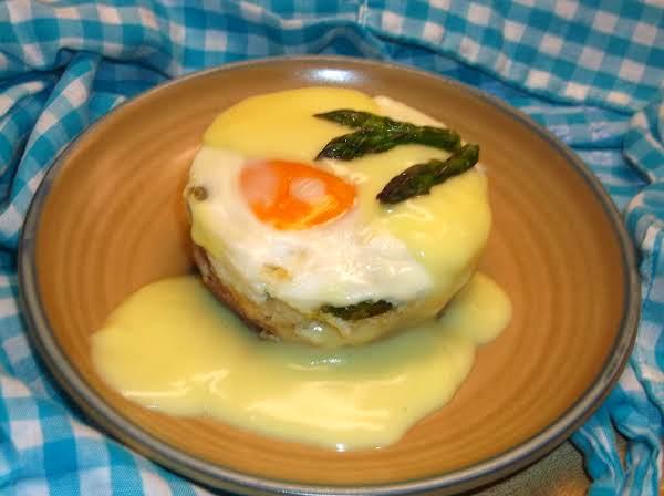 Oven Eggs Benedict Recipe