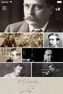 H.G Wells- screenshot thumbnail
