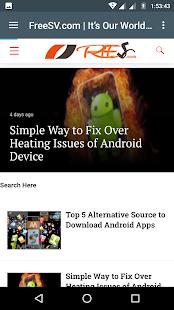 FreeSV.com - náhled