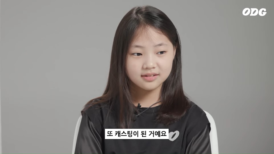 _If you could go back to when you were 16, will you go down the same path__ Kids Meet Lee Hi 4-11 screenshot