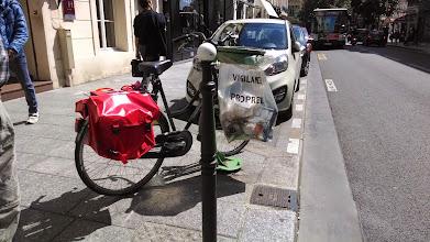 Photo: Marais street scene 2