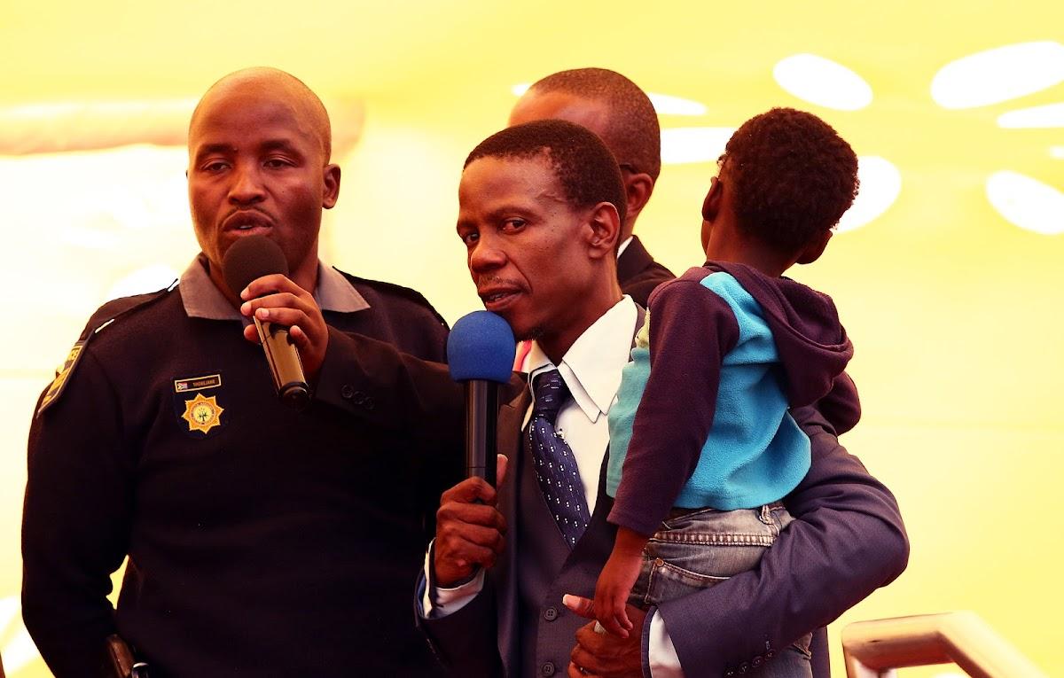 I M Not Your God I M Your Prophet Mboro
