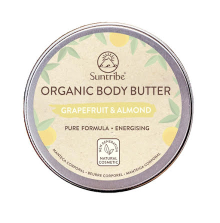 Suntribe Organic Body Butter Grapefruit & Almond