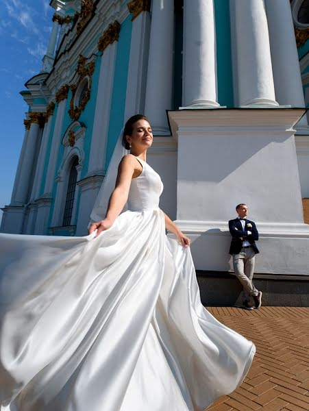 Wedding photographer Aleksandr Zhosan (AlexZhosan). Photo of 07.01.2019