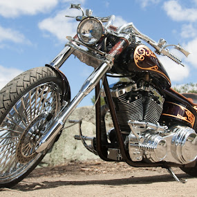 by Murray howard-Brooks - Transportation Motorcycles