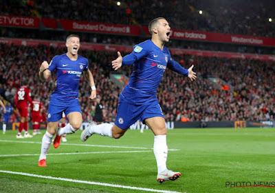 ? Sans surprise, le but d'Eden Hazard récompensé en Angleterre