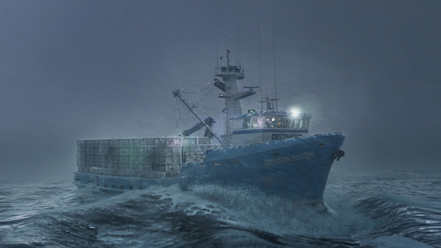 Watch Disasters at Sea live