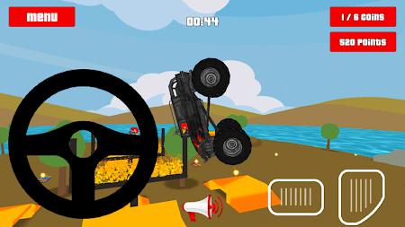Baby Monster Truck Game – Cars 1.1 screenshot 11906