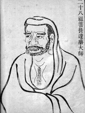 Tổ Thiền Tông thứ XXVIII (Sơ Tổ Thiền Tông Trung Hoa): Bồ-đề-đạt-ma