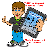 TalkTablet - Autism Speech AAC