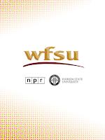 Screenshot of WFSU Public Radio App
