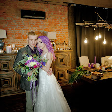 Wedding photographer Inna Cimbalistaya (inna2007). Photo of 13.03.2018