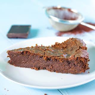 Gluten-free Creamy Chocolate Cake.