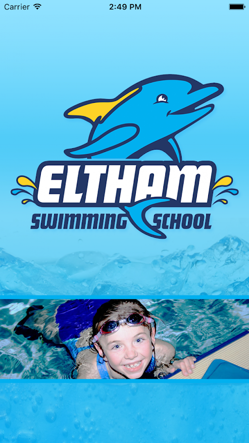 Eltham Swimming School- screenshot
