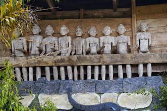 Photo: Batutumonga.  Tana Toraja (Sulawesi) En este pueblo se encuentra Mentirotiku, un complejo con un restaurante y casas tradicionales donde se puede pasar la noche. Excelentes vistas al valle donde se encuentra Rantepao.   Domingo 22 de marzo de 2015