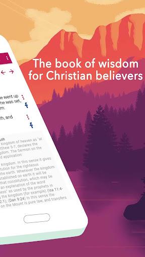 New King James Version Bible 1.0 screenshots 5