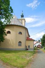 Photo: kościół ewangelicki z 1782