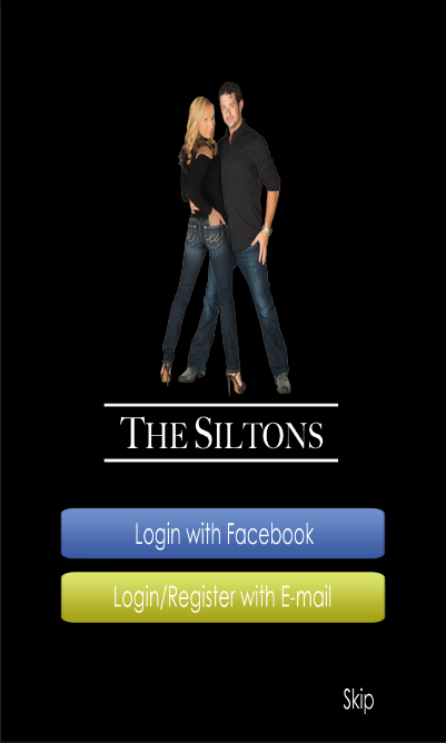 The Siltons Dance App- screenshot