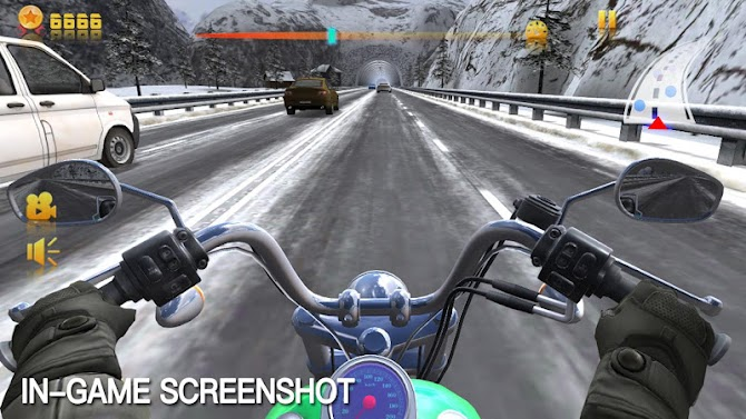 Moto Racing Rider Android 7