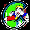 Chibi Naruto Coloring Book icon