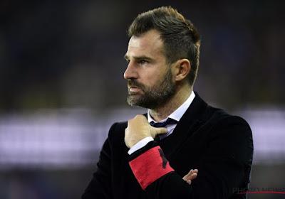 Le coach du Club de Bruges Ivan Leko annonce sa sélection et le gardien Letica n'en fait pas partie