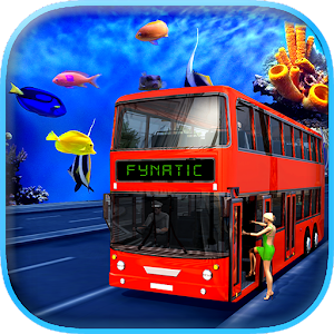 Underwater Trip Bus Simulator
