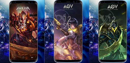 AOV Mobile wallpaper HD - Arena for garena amoled on Windows PC