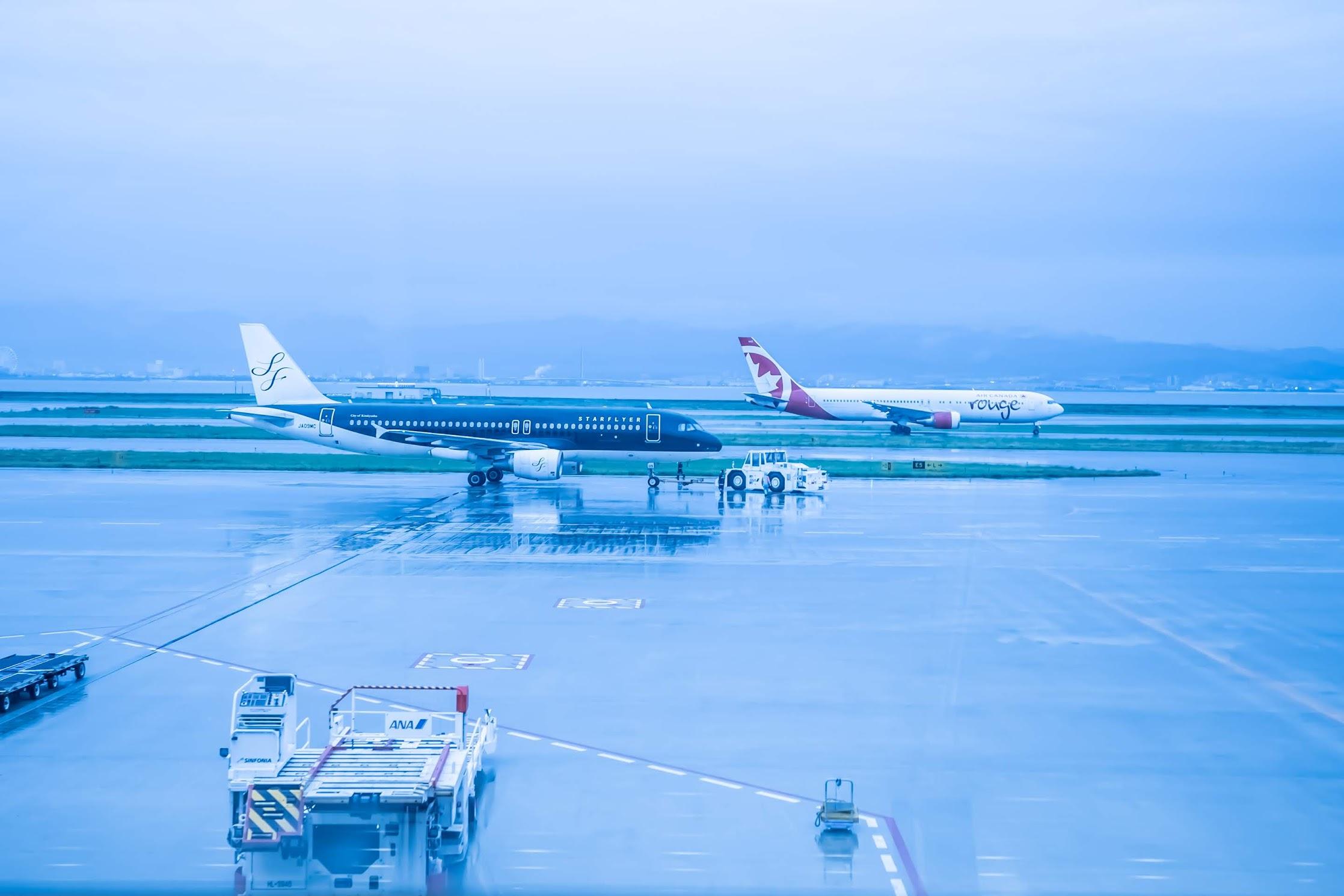 関西国際空港 スターフライヤー2