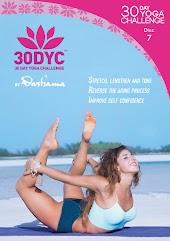 30DYC: 30 Day Yoga Challenge by Dashama Disc 7