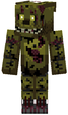 This is Springtrap (這是彈簧陷阱)