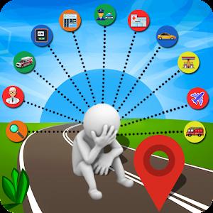 Best Emergency Map Navigation : Route Finder