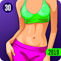 Weight Loss Fitness: Lose Belly Fat in 30 Days icon