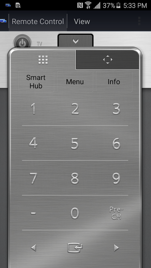 Samsung SmartView 1.0- screenshot
