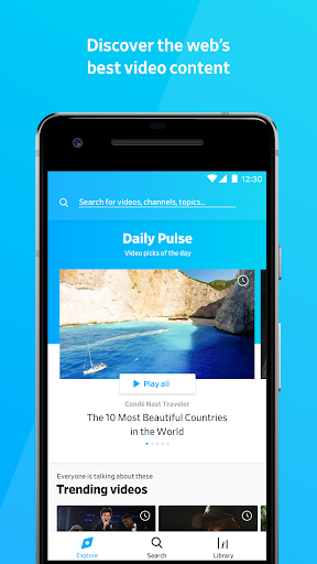 Dailymotion: Explore and watch videos 1.31.29 screenshots 1