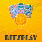 BITSPLAY - Play Simple Games & Win Free Bitcoin icon