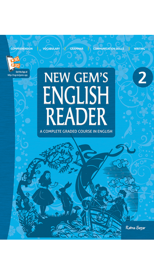 New Gem's English Reader 2- screenshot