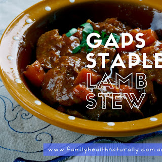 Lamb Shoulder Stew