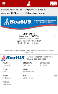 BoatUS- screenshot thumbnail