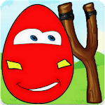 Knock Down: Surprise Eggs Icon