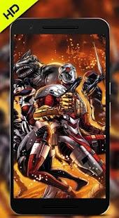 Deadshot Wallpaper HD - náhled