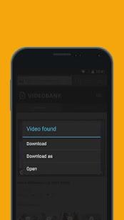 Downloader & Private Browser - náhled
