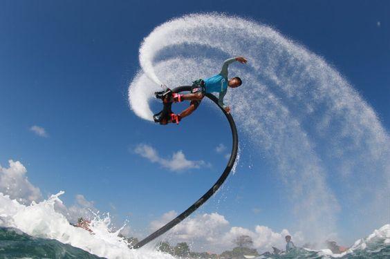 Water Flyboard Bali