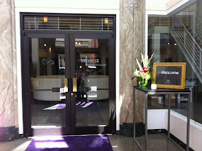 Photo: George P. Johnson Experience Marketing presents the Infiniti Media Hospitality Suite!